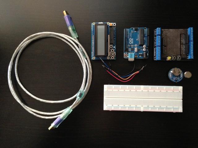 LCD Shield Mk2.01