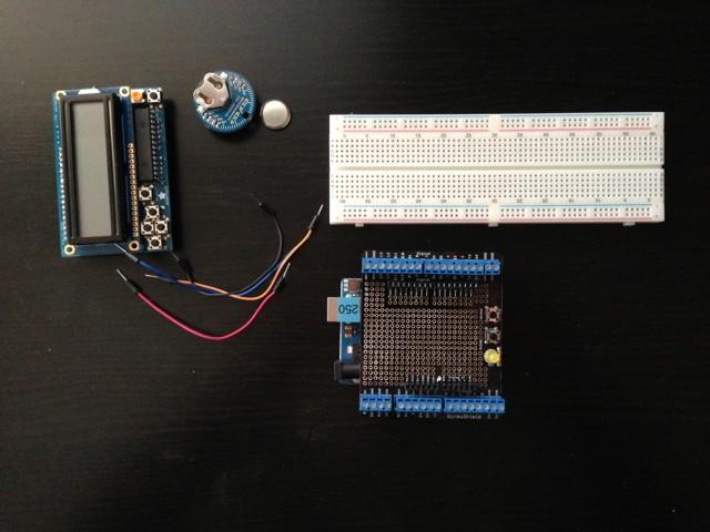 LCD Shield Mk2.03
