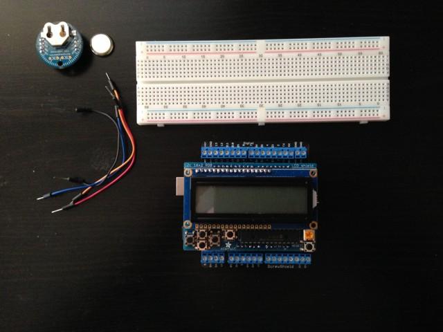 LCD Shield Mk2.04
