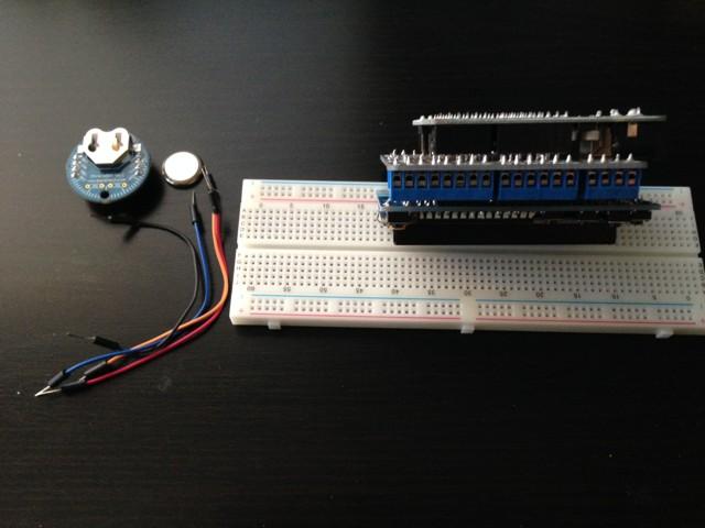 LCD Shield Mk2.05