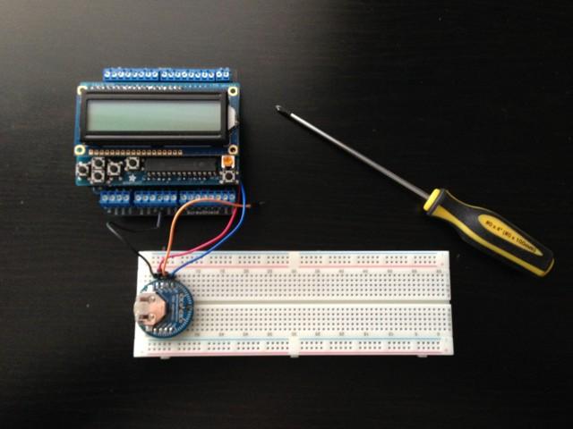 LCD Shield Mk2.12