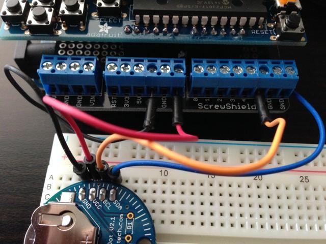 LCD Shield Mk2.17