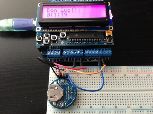 LCD Shield Mk2.20