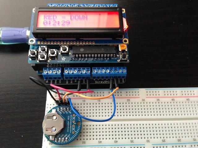 LCD Shield Mk2.22