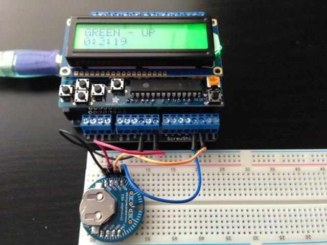 LCD Shield Mk2.23