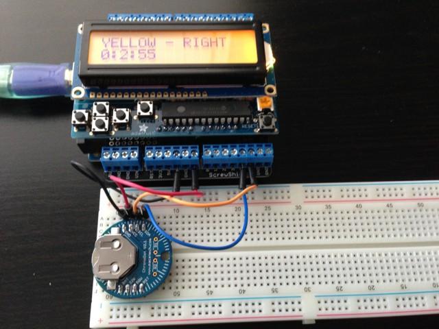 LCD Shield Mk2.24