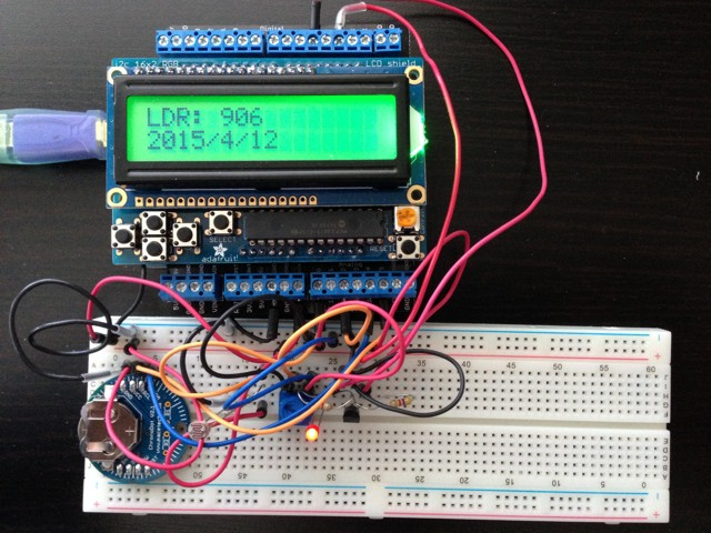 LCD Shield Mk5.02