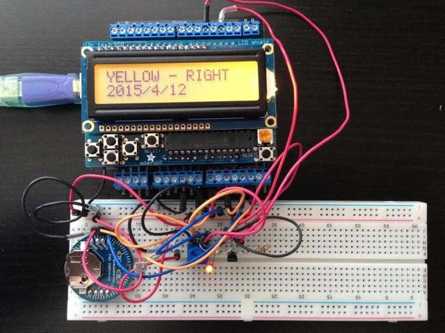 LCD Shield Mk5.05