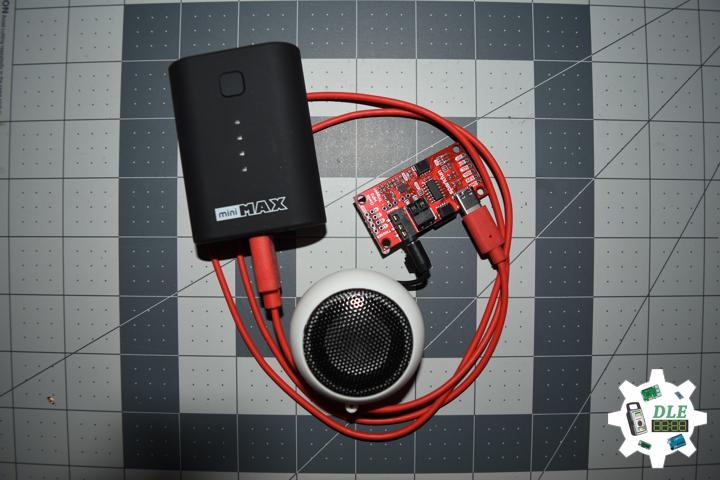SparkFun Qwiic MP3 Trigger
