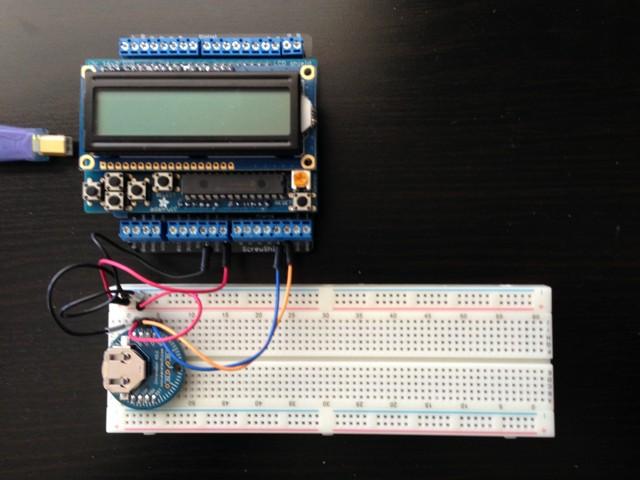 LCD Shield Mk3.01