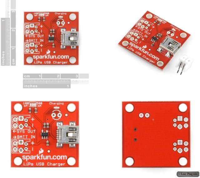 SparkFun PRT-10161 Mk01
