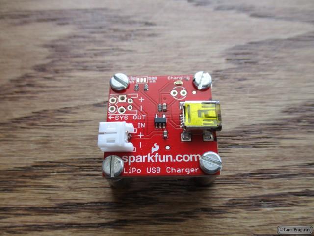 SparkFun PRT-10161 Mk02