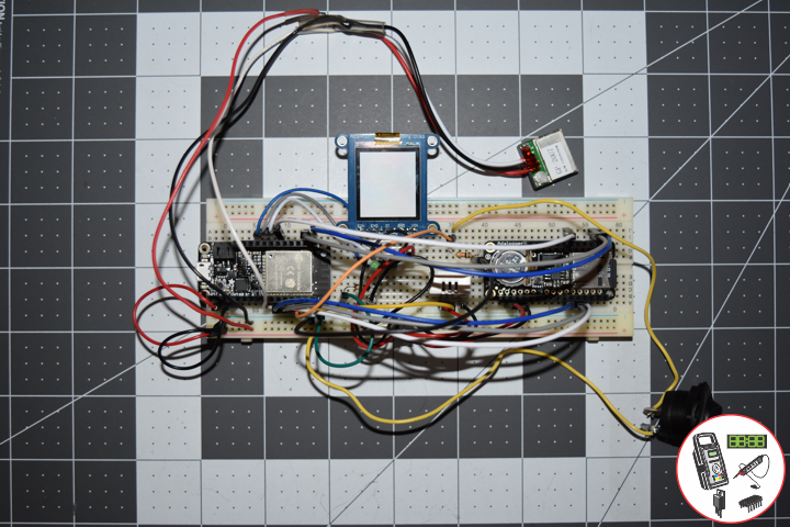 Project #11: ESP32 Feather - GPS Receiver - Mk07