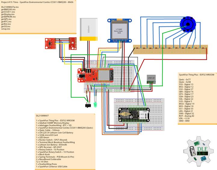 SparkFun Environmental Combo CCS811/BME280